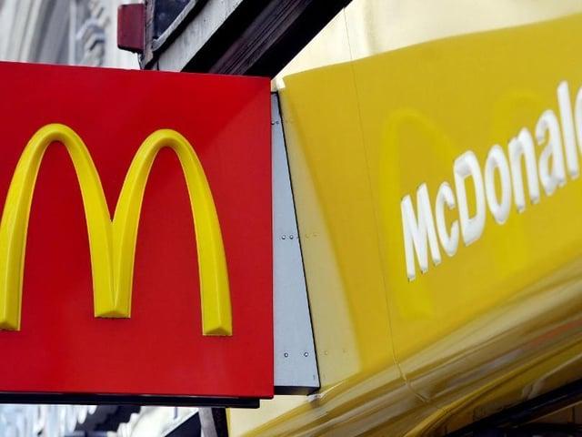 McDonald's has announced plans for 50 new restaurants