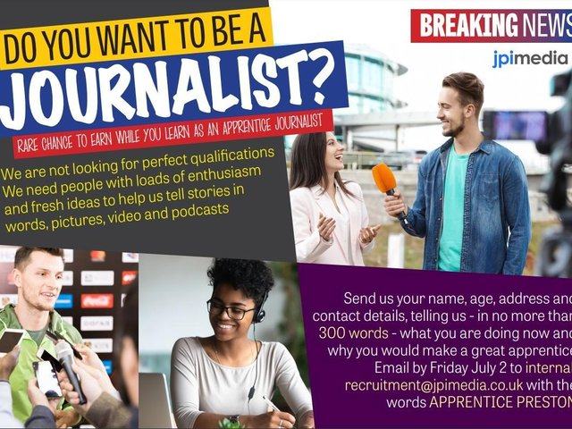 Would you like to join our news team