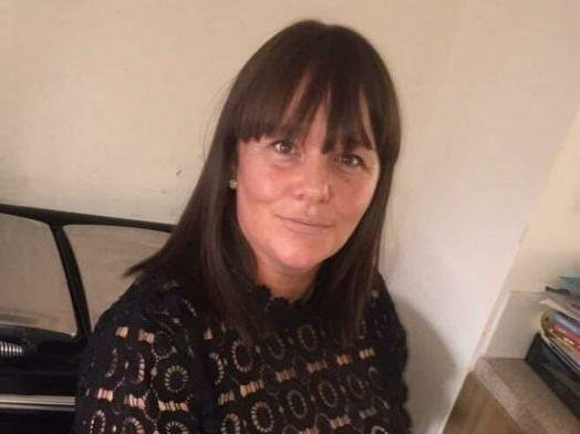 Tina Daniel, 45, is described as 5ft 4in tall, with brown hair and of a medium build. Pic: Lancashire Police