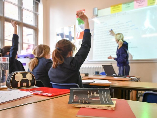 Most pupils in Blackpool attend highly rated schools