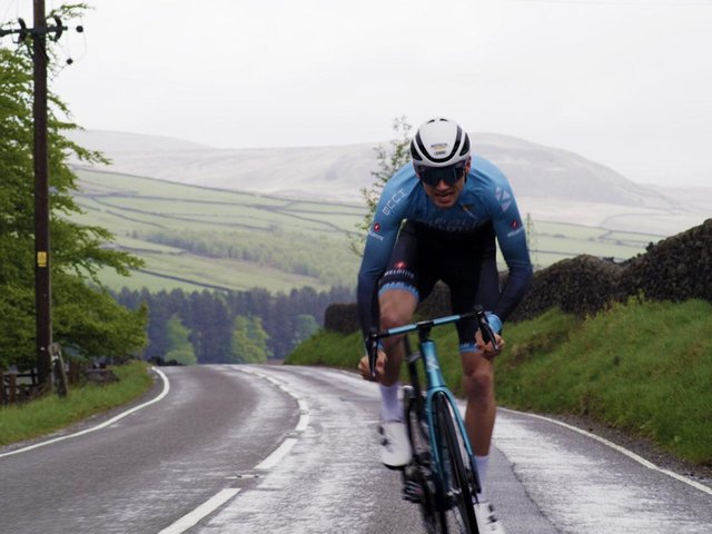 A scene from the Ribble Cycles TV advert to be shows from Saturday, June 26
