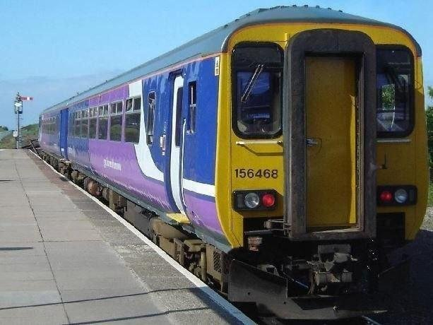 """Rail services between Blackpool North and Preston have been due to an """"axle counter failure""""."""