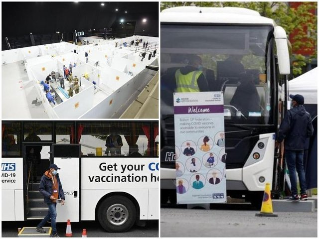 These are the walk-in Covid vaccination centres in Blackpool and the Fylde coast that you can visit this week