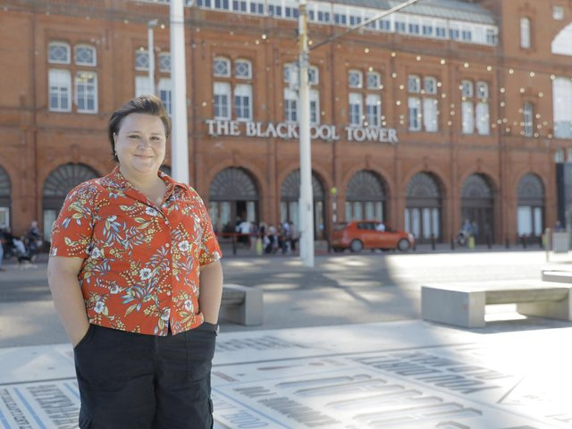 Susan Calman - Grand Week by the Sea launches tonight on Channel Five