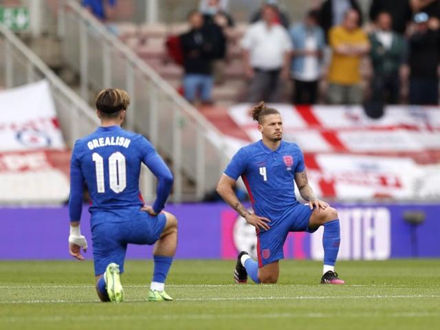 England soccer