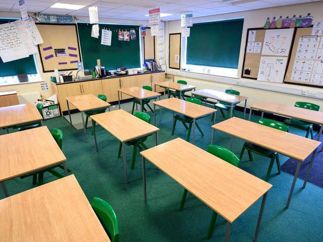 School isolation rules in England are likely to be brought to an end this autumn.