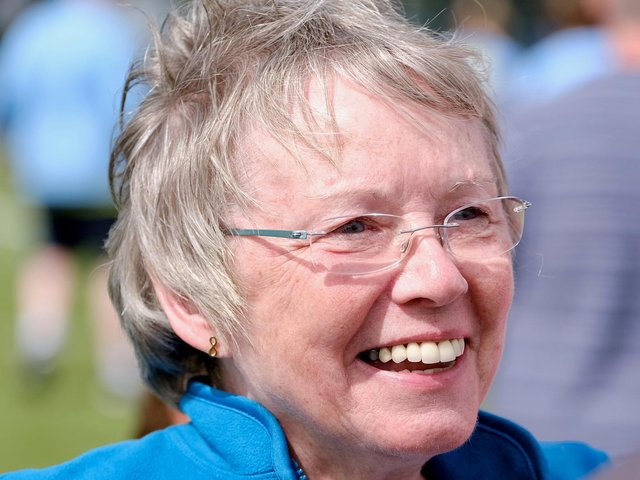 Gail Newsham has peldged the Dick,Kerr Ladies Cup will return in 2022