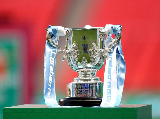 Details of Fleetwood's Carabao Cup tie with Stoke City have been confirmed.