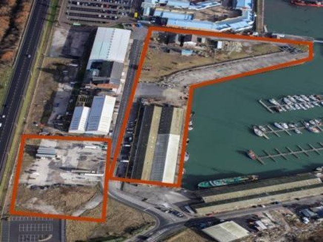 Project Neptune will see modern fish processing facilities built on on Fleetwood Docks