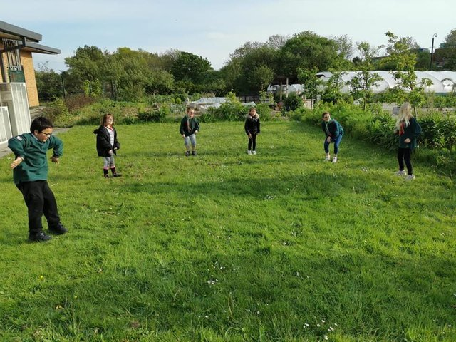 Fourth Blackpool Scouts are back together again enjoying outdoor activities