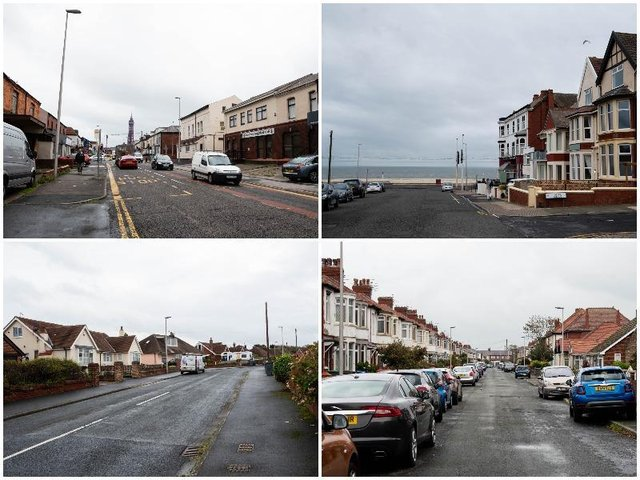 Blackpool areas where Covid is rising & falling as 'Freedom Day' approaches