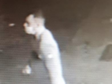 Police want to identify this man following an incident in Blackpool where a man was attacked. (Credit: Lancashire Police)