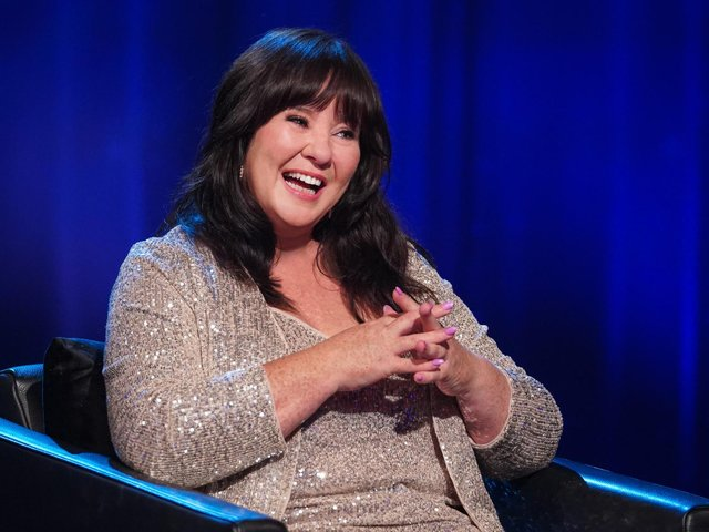 Coleen Nolan opened up to Piers Morgan on ITV's  Life Stories picture: ITV pictures