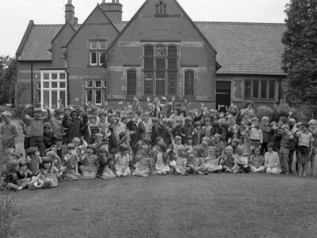 It was a hello-goodbye day for children at a Preston junior school. Youngsters from the Harris School are preparing to say a fond farewell to the Garstang Road buildings. The children and their parents got a chance to look round their new school - two miles up the road at Ingol Lightfoot Primary School. The school was originally built to house children in the surrounding area but when it was discovered there were not enough pupils living nearby it was agreed to transfer the Harris School to the Lightfoot site