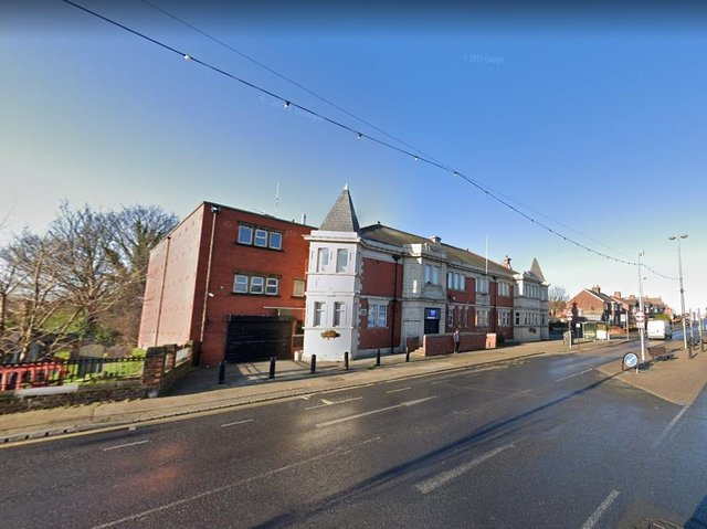 A 19-year-old man has been arrested after five people were injured in an armed street fight near the Layton Institute in Westcliffe Drive, Layton on Tuesday (July 6)