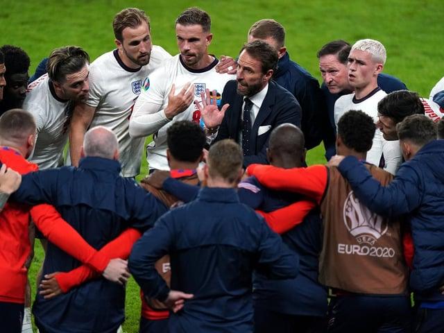 England boss Gareth Southgate has earned high praise from England World Cup winner Sir Geoff Hurst