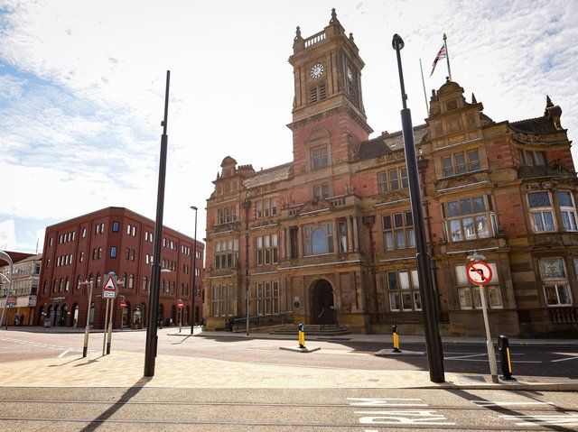 Town Hall chiefs are bidding for £2.8m from the Community Renewal Fund