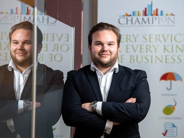 David Herd of Champion