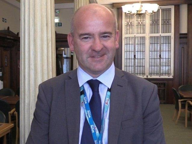 County Cllr Turner Shaun Turner has recently taken on a new cabinet role at Lancashire County Council with responsibility for the environment and climate change