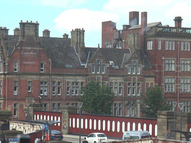 The county council came in for criticism for its decision to withdraw support for a bid for Lancashire to become UK City of Culture 2025
