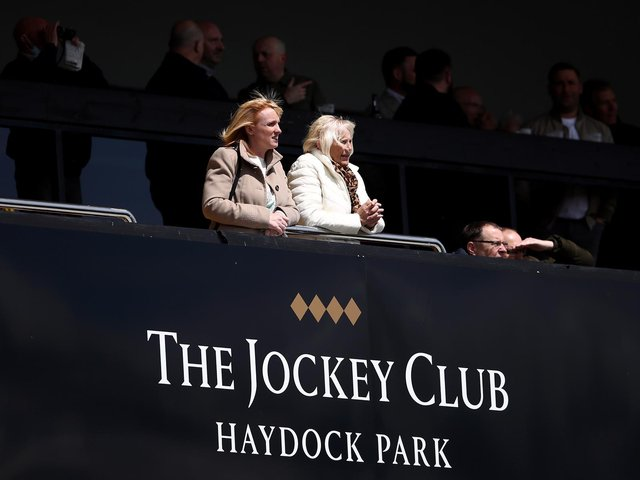 Haydock Park stages a six-race twilight card on Saturday evening