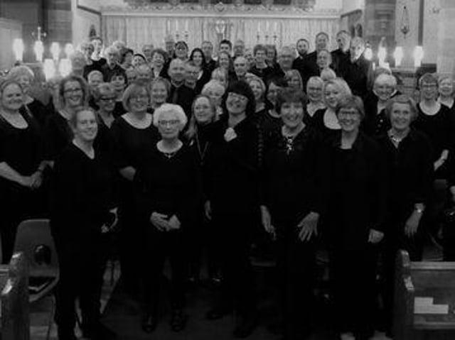 Carleton Community Chorus. Photo: Jonathan Porter