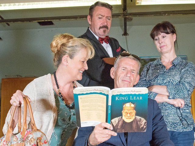 Lytham's Anonymous Players are set for the stage this week