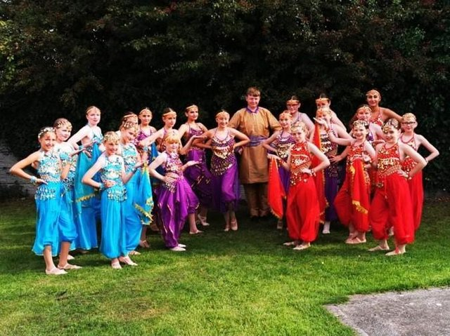 Blackpool and Fylde Dancing Academy