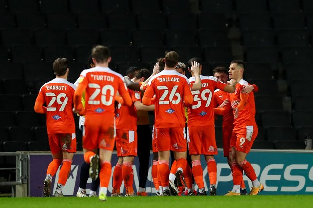 How Blackpool, Oxford United & more fared in the shock alternative League One table
