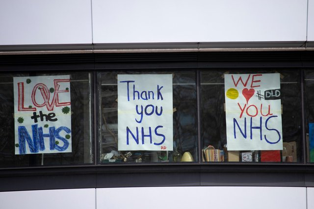 """Boris Johnson has thanked the NHS, and said there is """"no question"""" that it saved his life (Photo: Shutterstock)"""