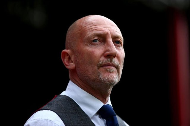Ian Holloway.  (Photo by Jordan Mansfield/Getty Images)