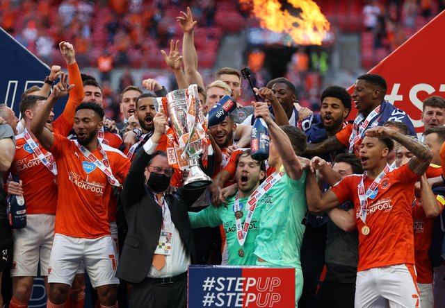 Where Blackpool, Derby County & more finish in the 2021/22 Championship - according to the bookies