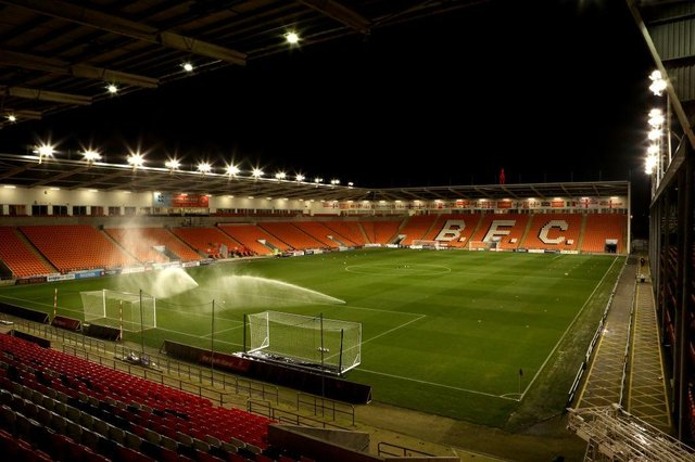 Bloomfield Road. (Photo by Charlotte Tattersall/Getty Images)