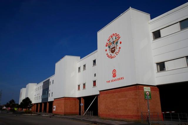 Blackpool transfer news