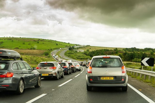 The RAC is predicting a rise in congestion as millions of people head off on holidays around the UK