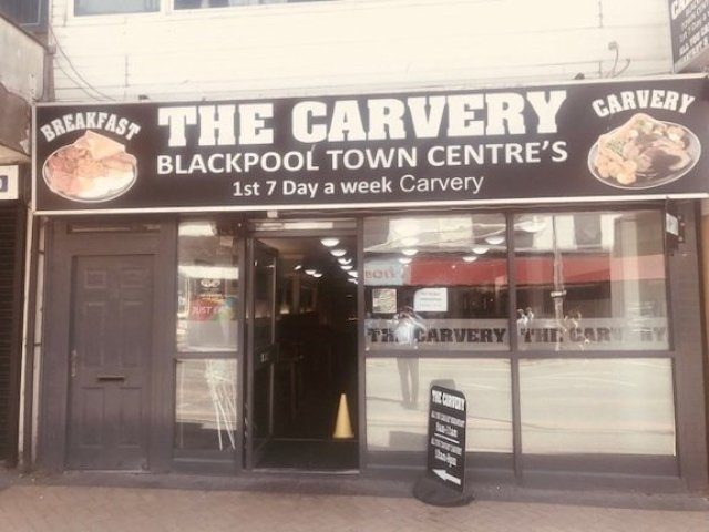 The Carvery, Talbot Road, Blackpool, FY3 7AS
