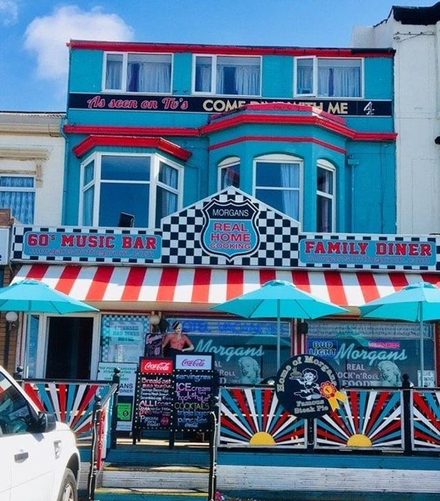 Morgans, Charlton Hotel, Promenade, Blackpool, FY1 6BQ